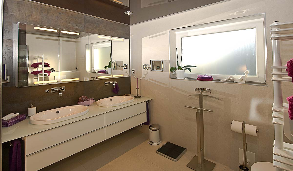 Badplanung Badgestaltung Sanitar Homburg Kaiserslautern